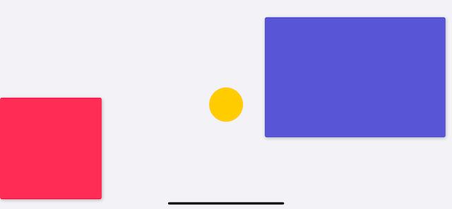 Yellow circle in Xcode simulator
