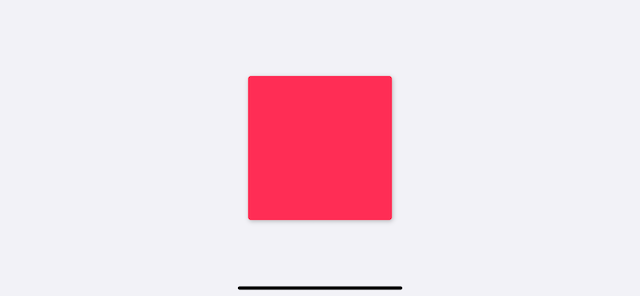 Pink square in Xcode simulator